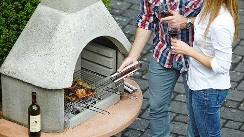 acheter barbecue fixe