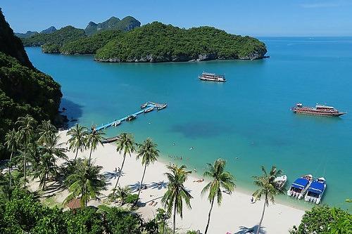 voyage iles thailande Ko Samui