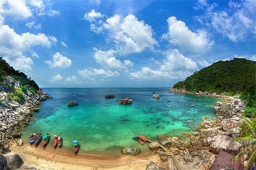voyage iles thailande Koh Tao