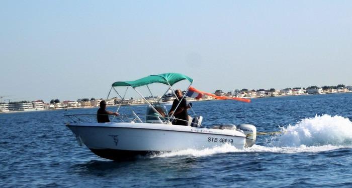 Louer un bateau pour une croisière à Palavas les Flots