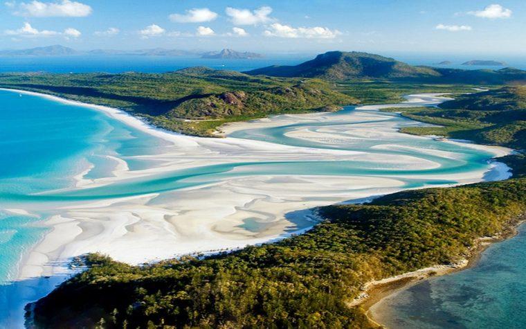 Whitehaven en Australie
