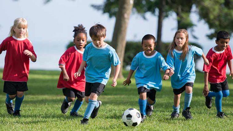 Encourager l'activité physique