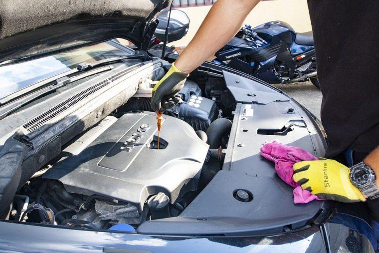 huile auto
