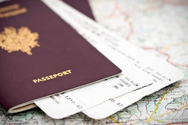 Préparer les papiers utiles pour le voyage