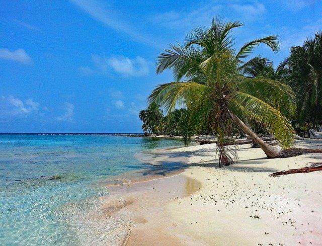 Rejoindre les îles du Panama