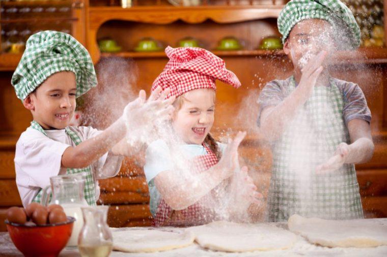 Déployer les talents de pâtissier