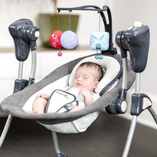 choisir une balancelle bébé