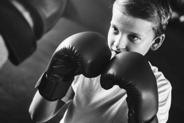 boxe enfant