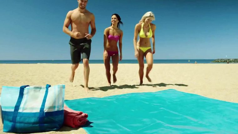 Choisir une serviette de plage