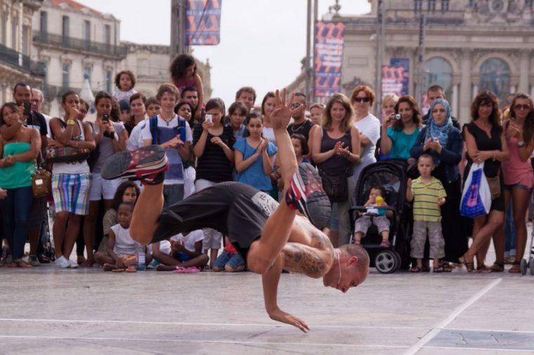 Montpellier est considéré comme la ville la plus jeune de toute la France